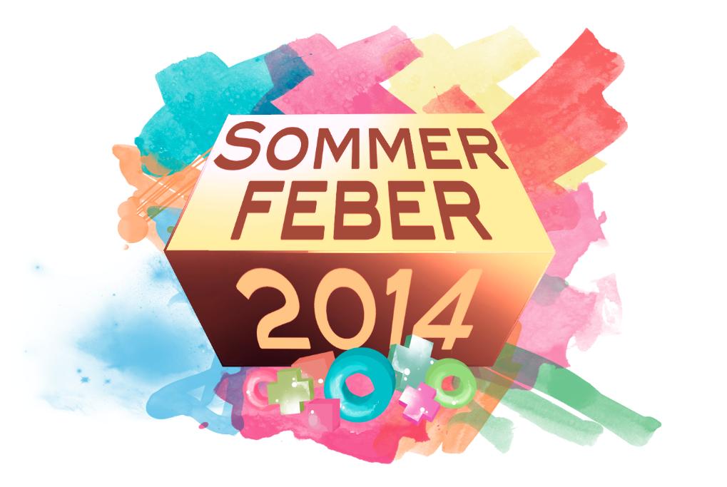 Den nye Sommerfeberlogoen!